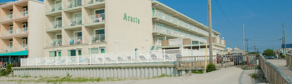 The Acacia Beachfront Resort